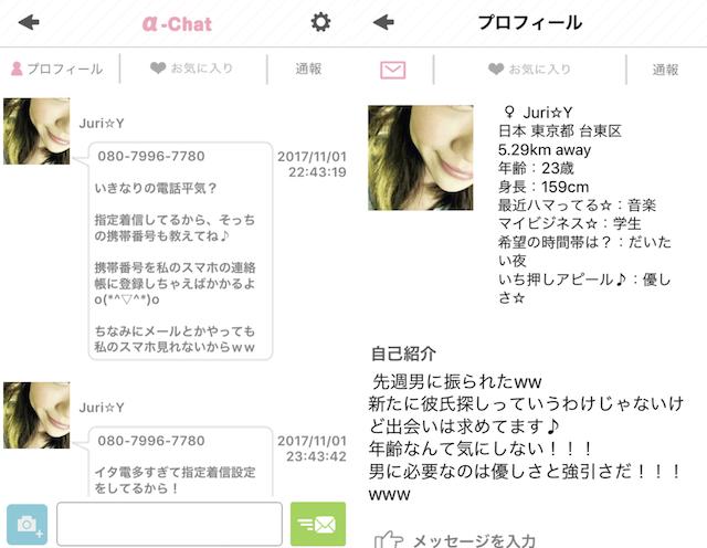 α-Chat0009